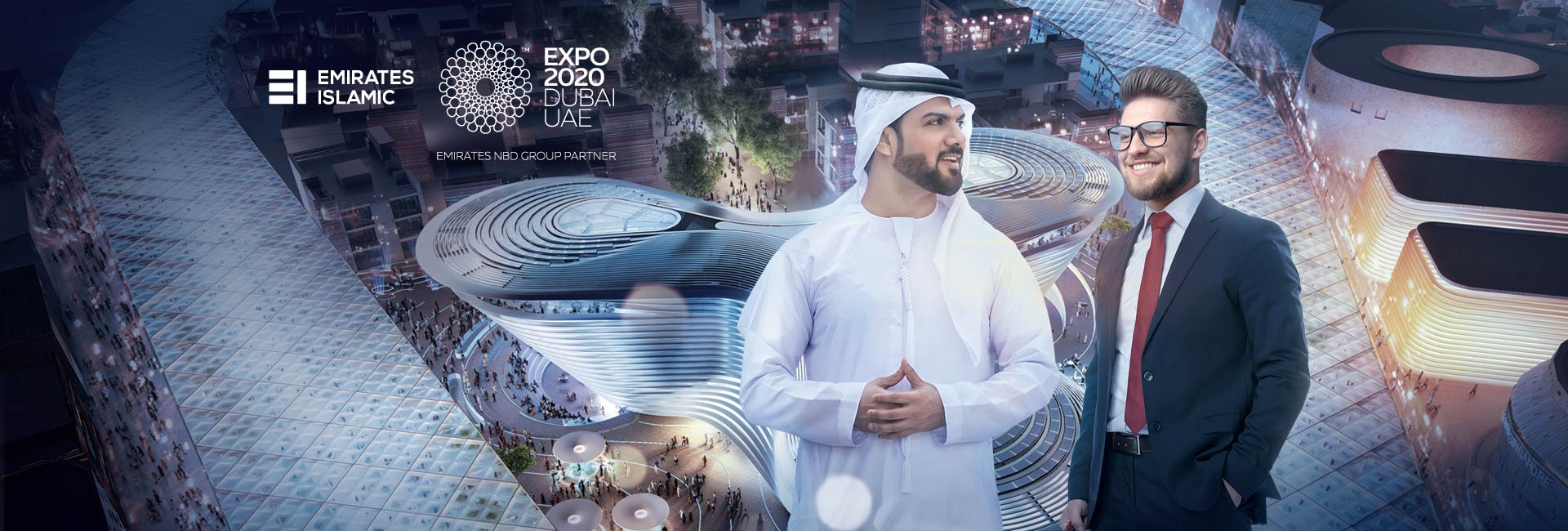 Expo2020 Business Banking Packages
